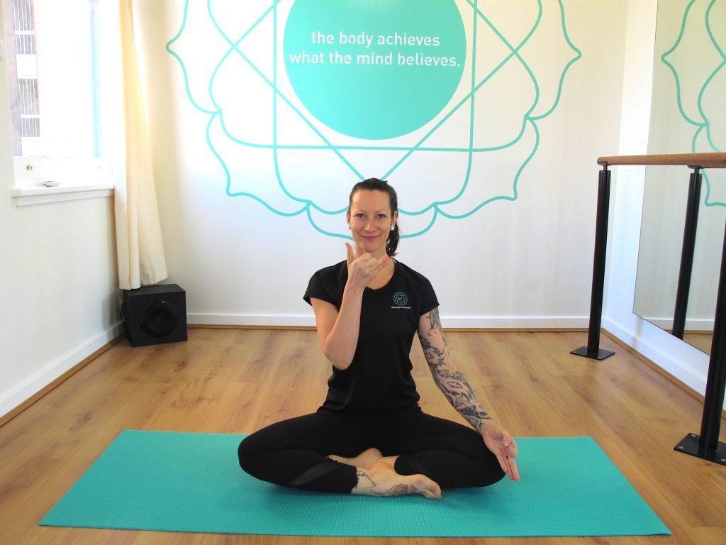 yoga breath