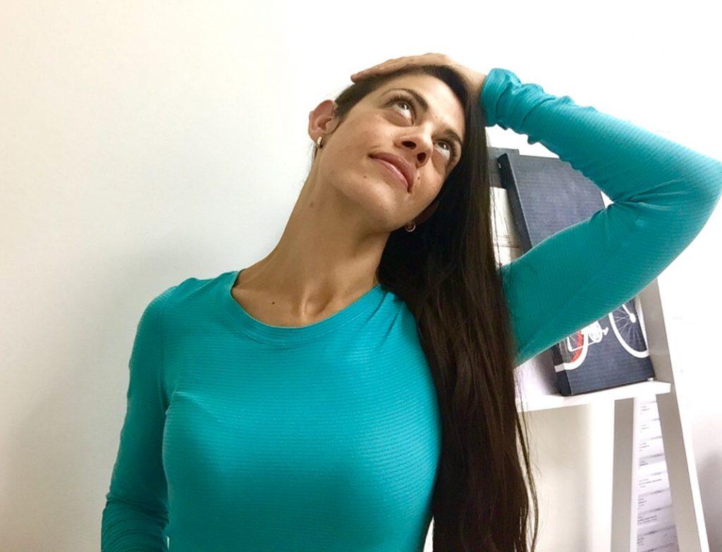 neck bending