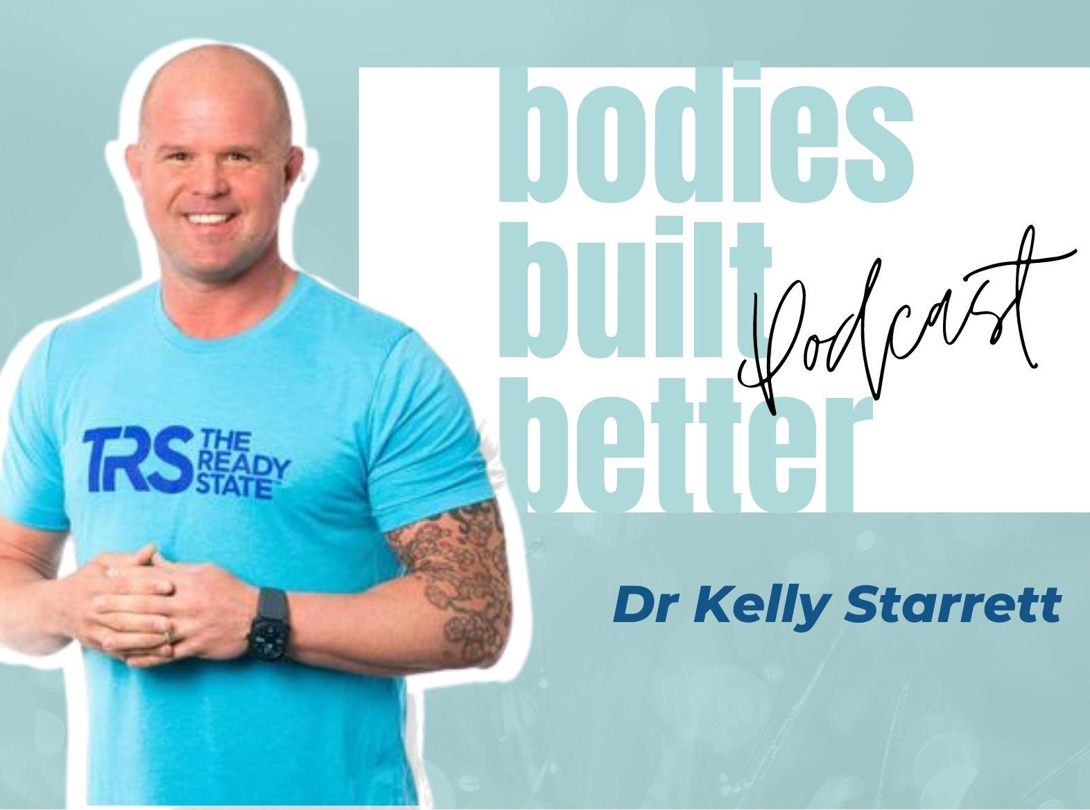 DR KELLY STARRETT